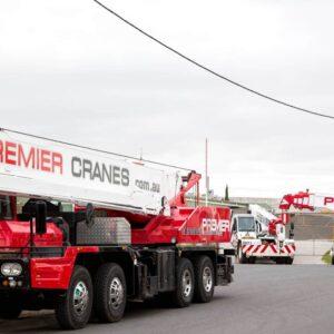 Premier Cranes & Rigging fleet image