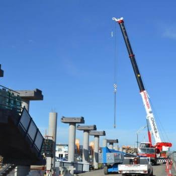 Williams Landing Rail Overpass