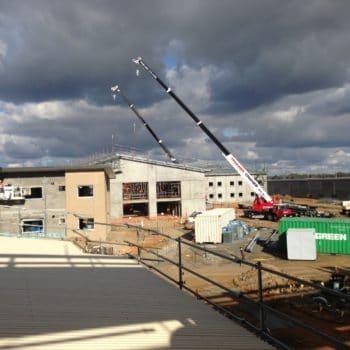 Hopkins correctional centre expansion