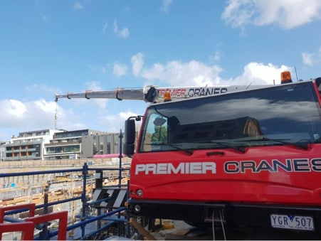 Premier Cranes Wind Farm Project