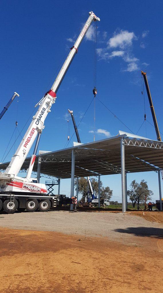 Precast Rigging Melbourne | Premier Cranes & Rigging