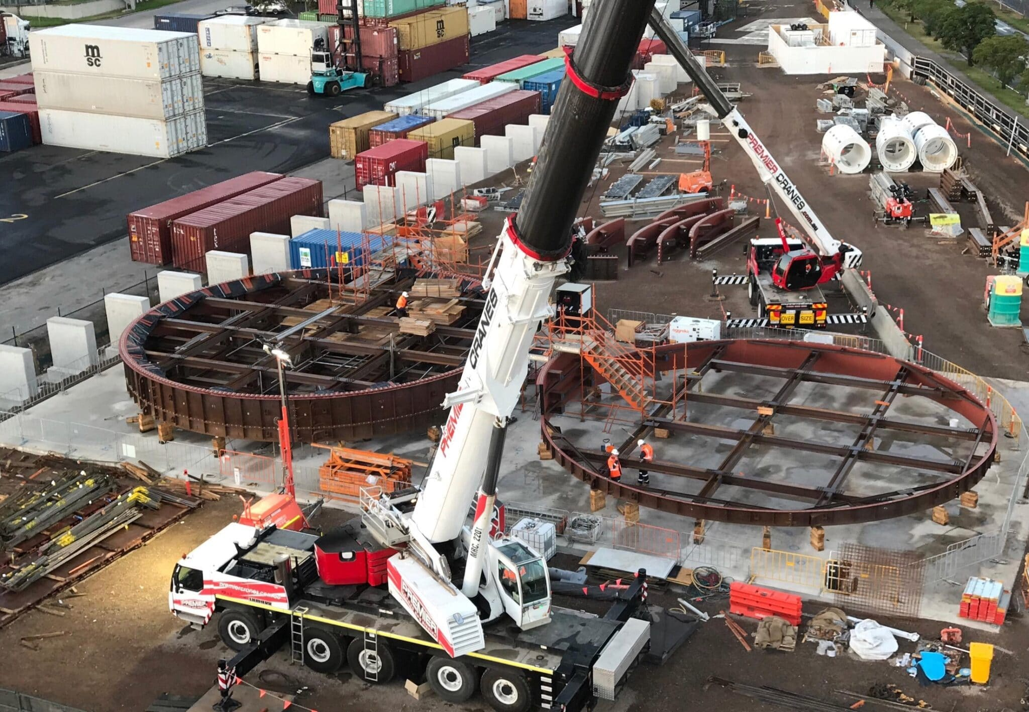 West Gate Tunnel Project – TBM Seal Rings