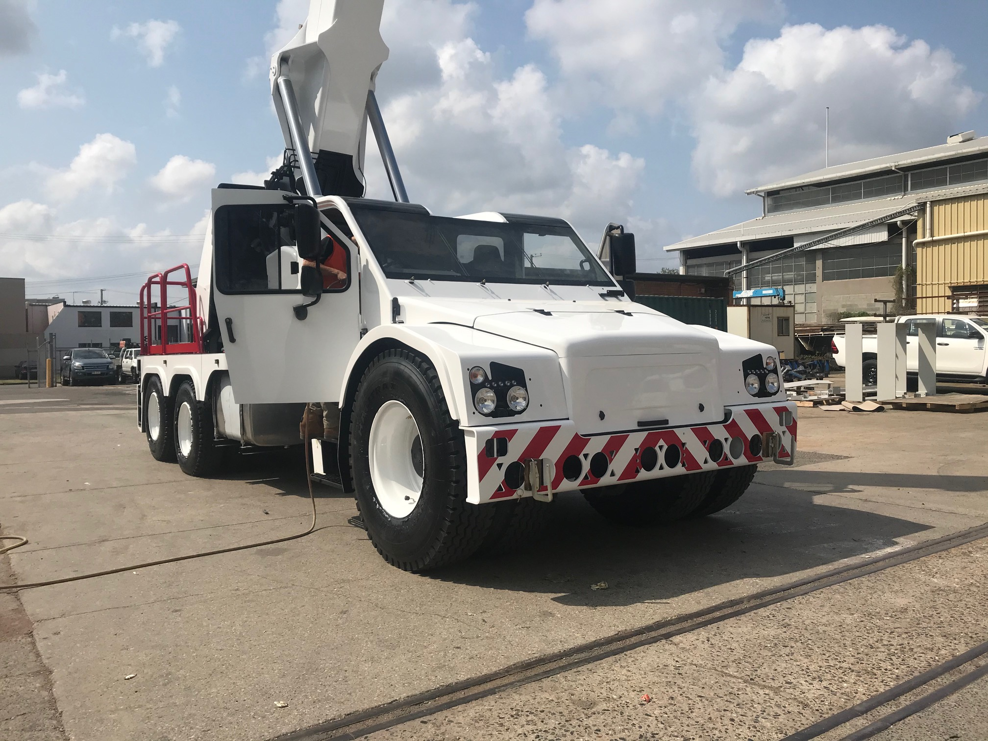 Terex AT40 Pick and Carry Crane