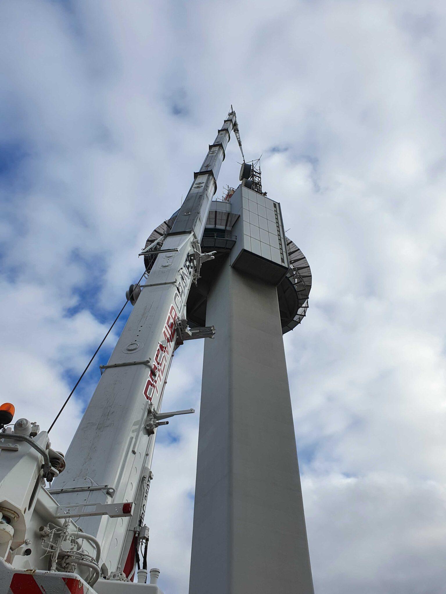 Tower Radar Replacement